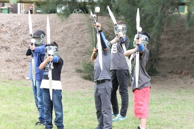 Cadet Bows For Archery Tag
