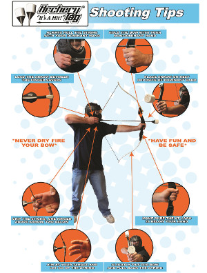 Archery Tag Shooting Tips