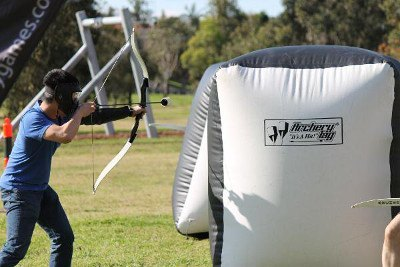 Archery Tag is a great alternative