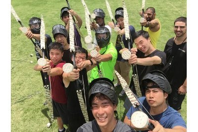 Archery Tag Team Building Activity