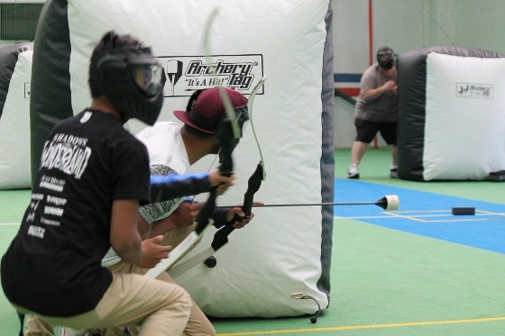 Archery Tag Winter Local Competition